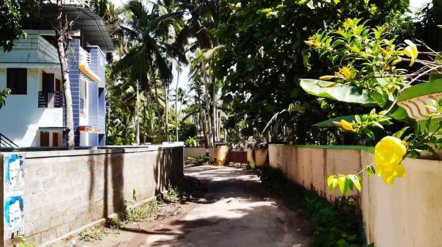 Residential Plot for sale in Parambilpalam, Pallippuram near